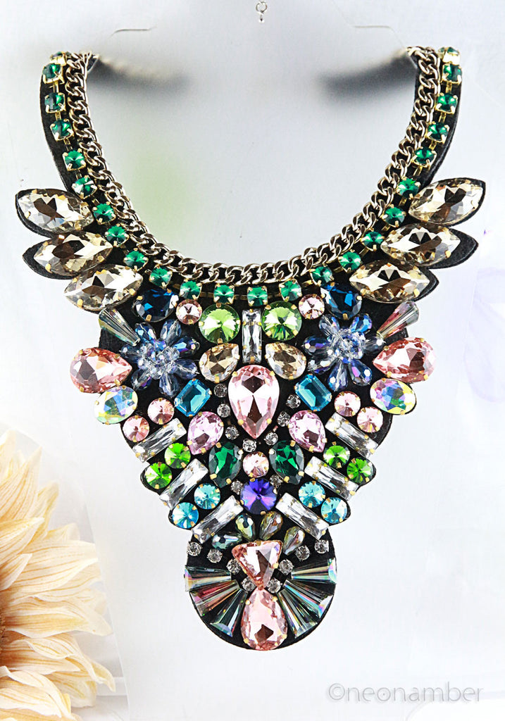 The Princess Bib Necklace