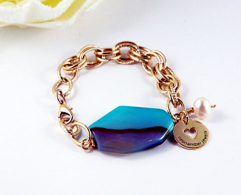 Sea Breeze Chain Bracelet