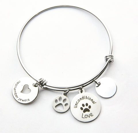 Fur Love  Bangle