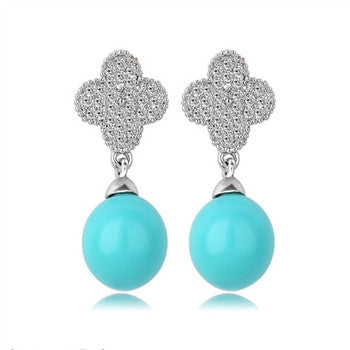 The Tiffany Drop Earrings