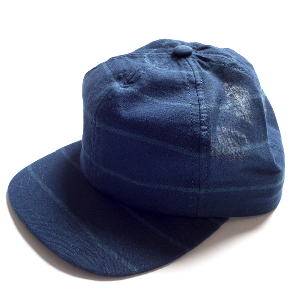 MEYVN 6 PANEL BASEBALL CAP IN LINEN