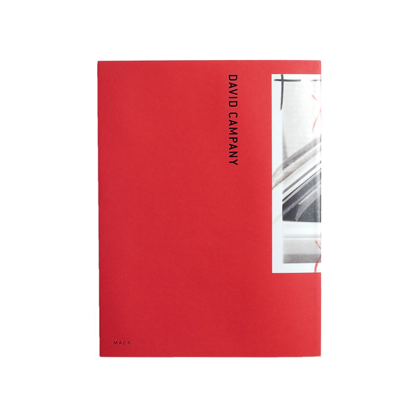 MACK BOOKS -GASOLINE - DAVID CAMPANY