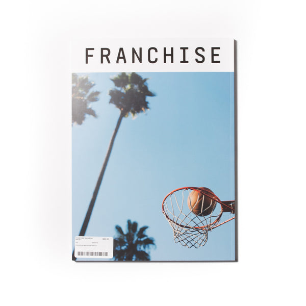 FRANCHISE MAGAZINE-ISSUE 2