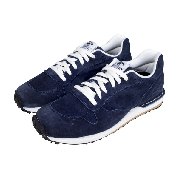 MEYVN X VICTORY SPORTSWEAR SPEED SHOE DENIM ALL SUEDE