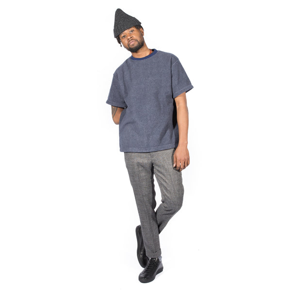 N. HOOLYWOOD FLEECE T-SHIRT