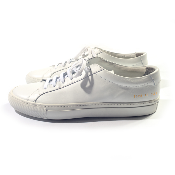 COMMON PROJECTS ORIGINAL ACHILLES LOW-WHITE-45
