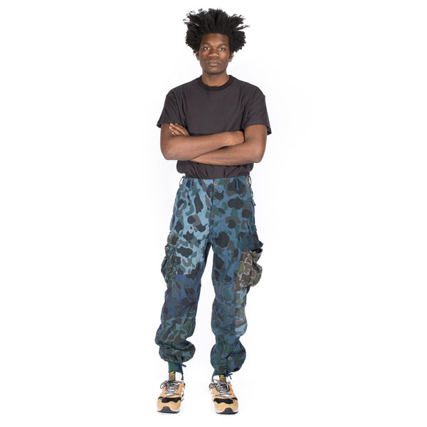 NEEDLES CAMOUFLAGE BDU PANT