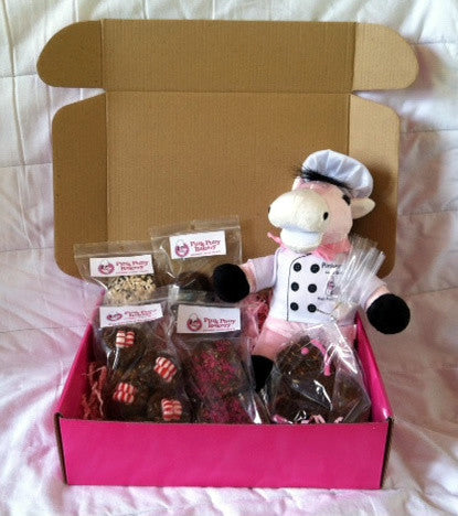 Pink Pony Express Box