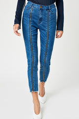 Lolita- Mid Denim