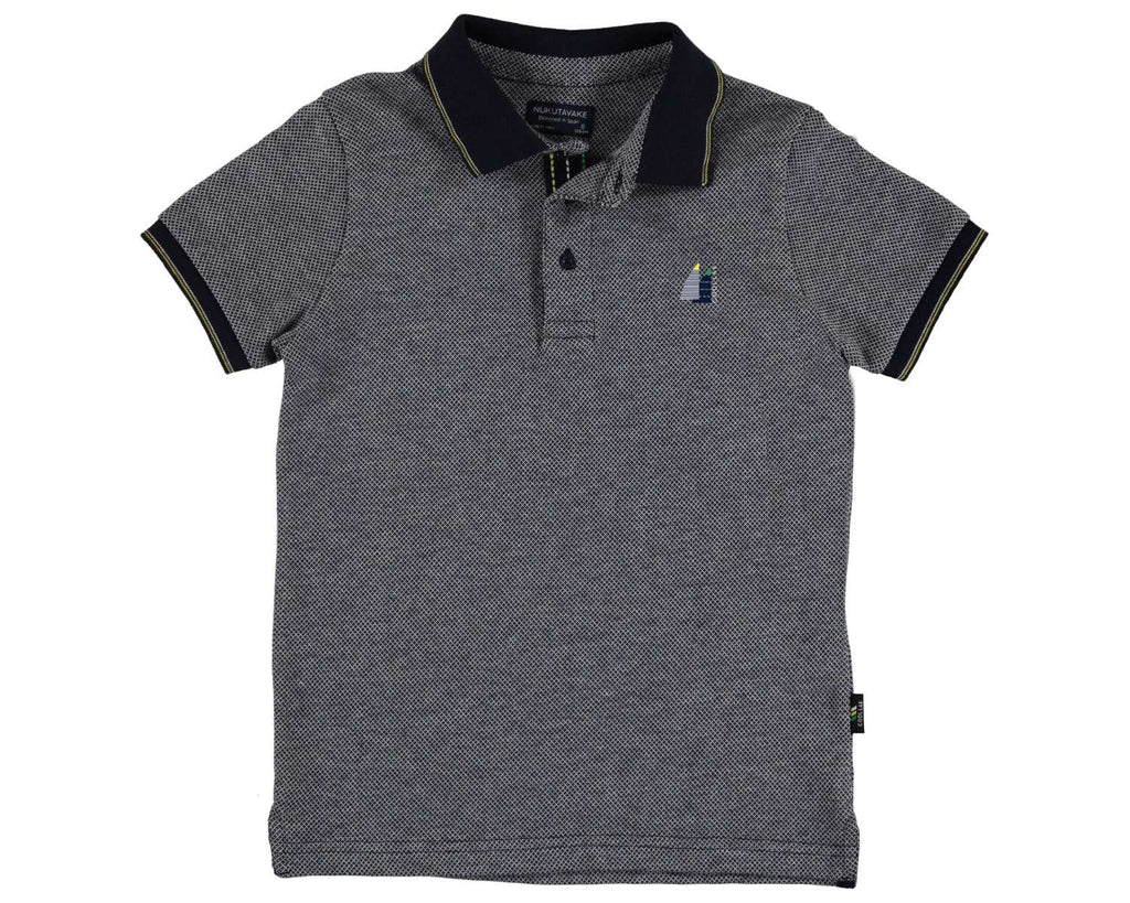 grey big boy polo