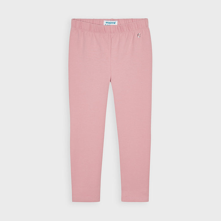 Blush Basic Leggings