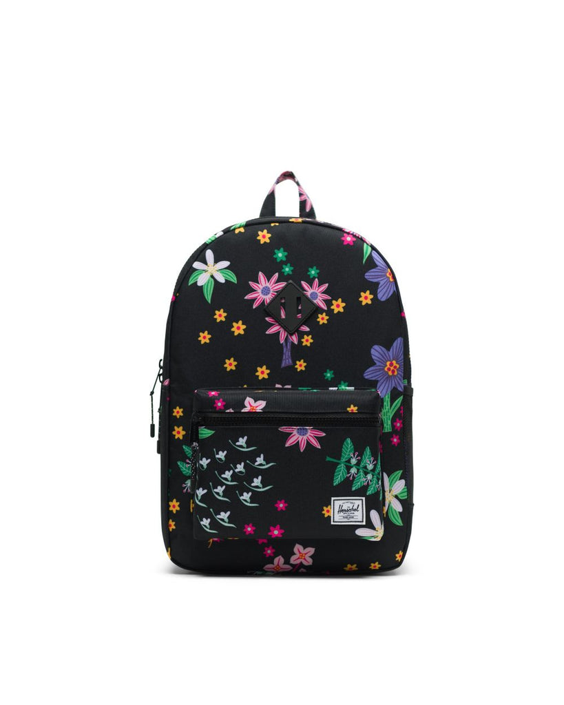 sunny floral heritage kids backpack