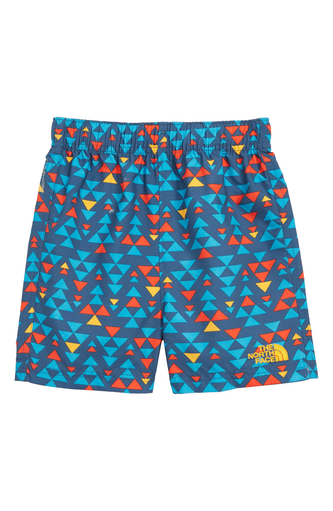baby triangle hike water shorts