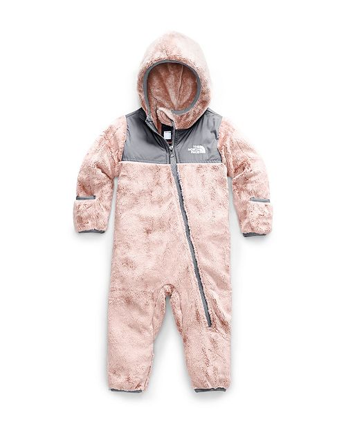 Infant Oso One Piece In Pink Salt