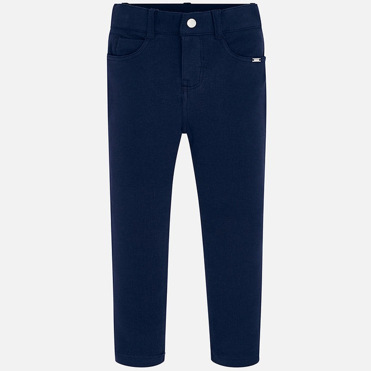 Navy Jeggings for Girl
