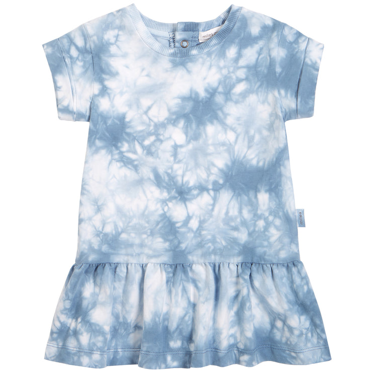 Candy Sky Tie-Dye Jersey Dress