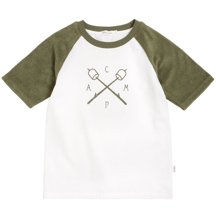 Camp Short Sleeve Top