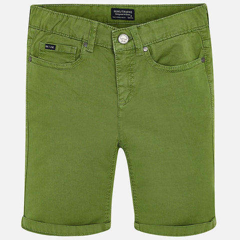 green big boy bermuda shorts