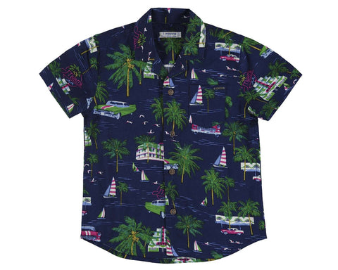 miami tropical shirt