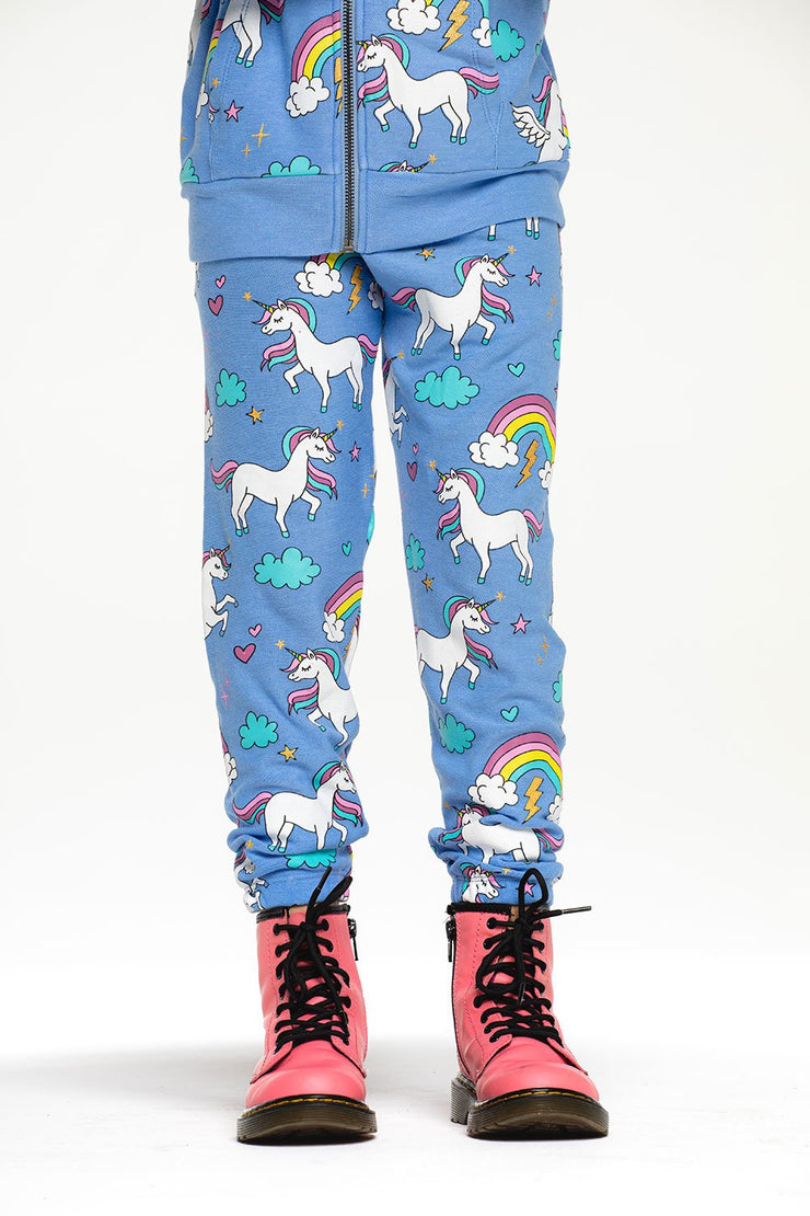 Rainbow Unicorn Pants