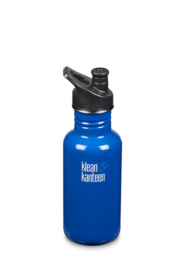 Classic 18 oz Klean Kanteen in 3 Colors