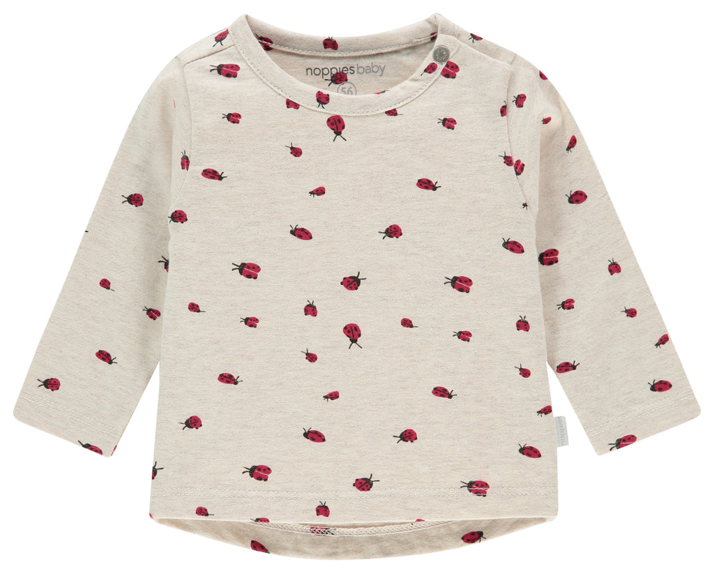 ladybugs cary long sleeve shirt