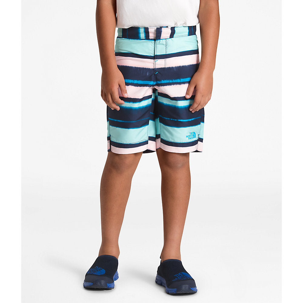 cosmic blue amphibious shorts