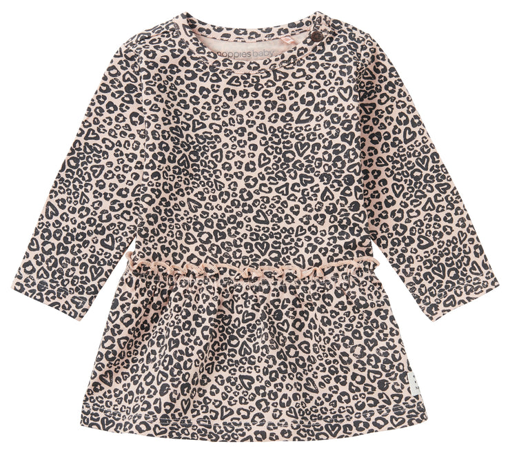 Riverview Cheetah Dress