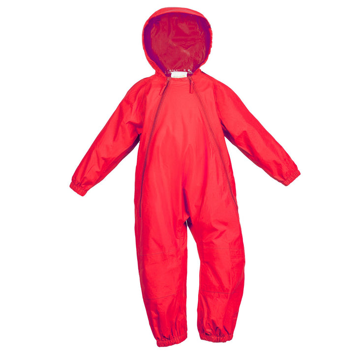 Red Waterproof One Piece