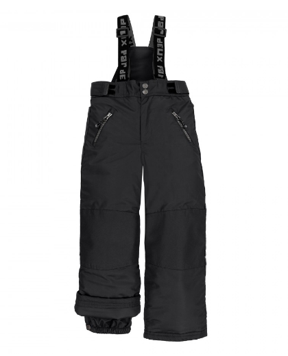 Black Unisex Snowpants