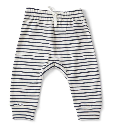 Stripes Away Pant - Ink