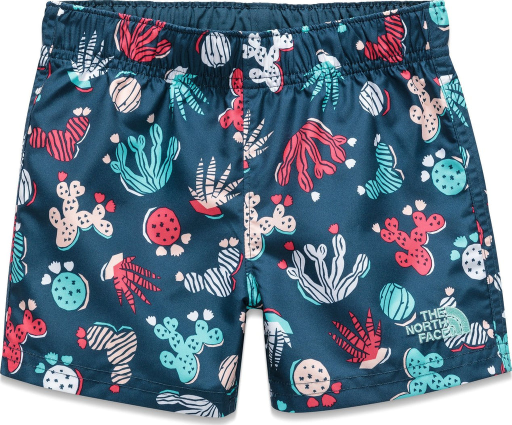 baby cactus hike water shorts