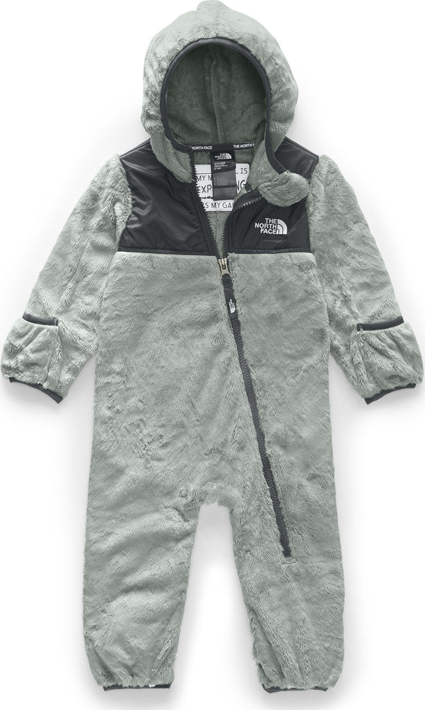 infant grey oso one piece