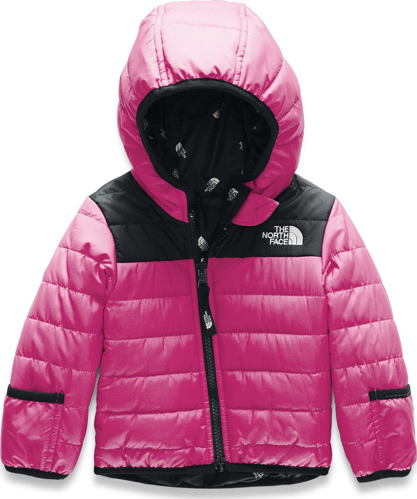 infant girls reversible pink perrito jacket