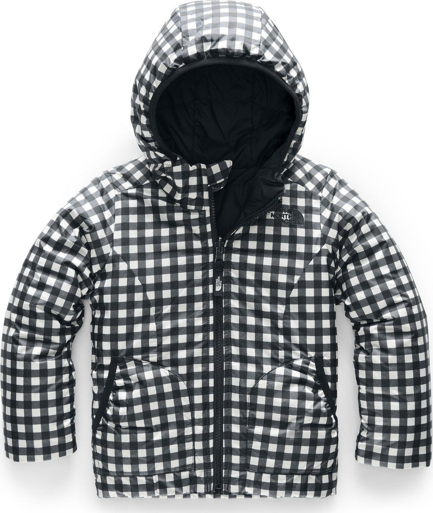 toddler girls reversible gingham perrito jacket