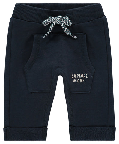 navy americus joggers