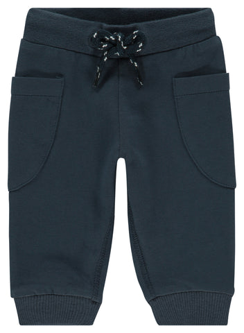 navy apopka sweat pants