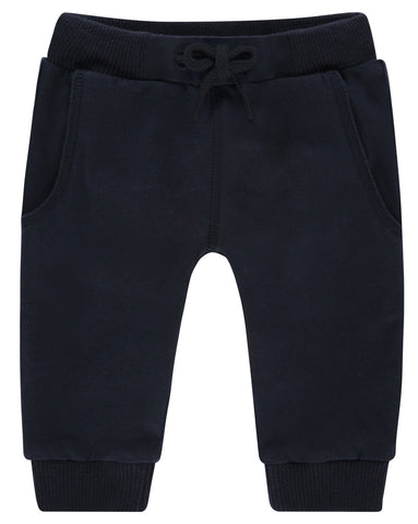 burley navy pants