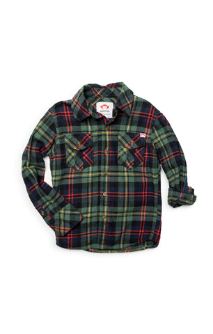 ivy flannel shirt
