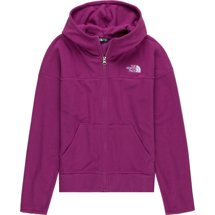 Girls Wild Aster Purple Glacier Full Zip