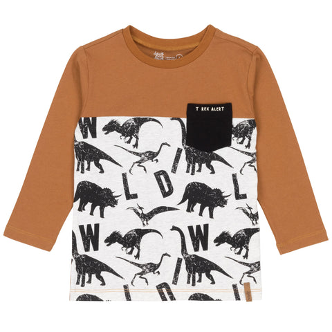 dinosaur long sleeve