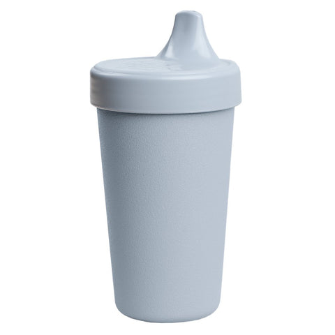 grey no spill sippy cup