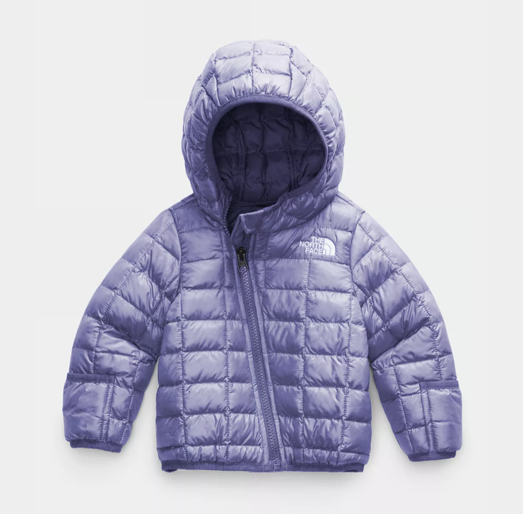 Lavender Infant Thermoball Eco Hoodie