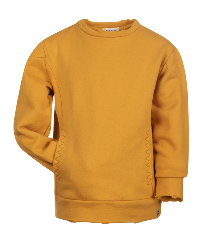 Old Gold Crewneck Sweatshirt