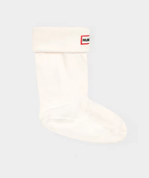 Original Kids Boot Socks: Cream