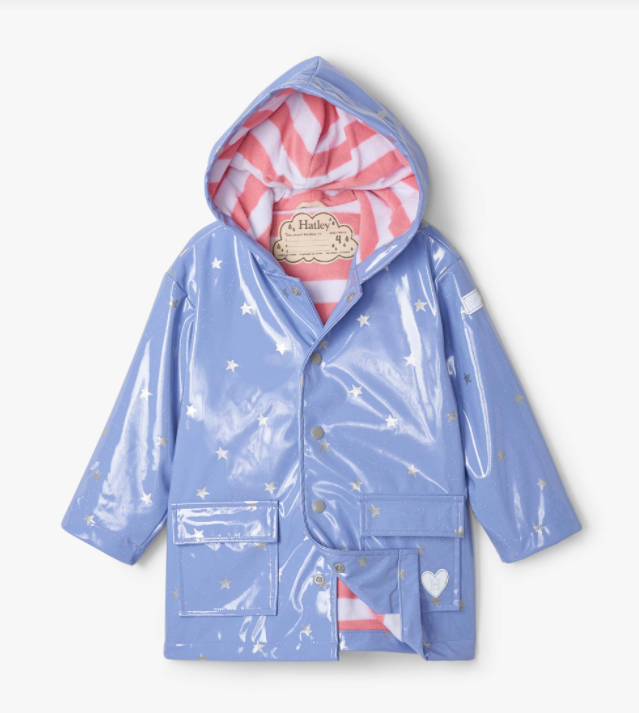 Twilight Stars Raincoat