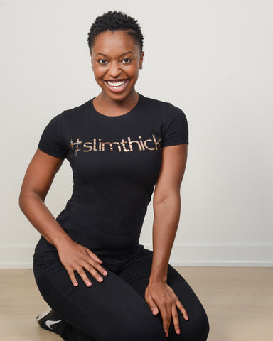 #SLIMTHICK Tee (Inspired by JJ)