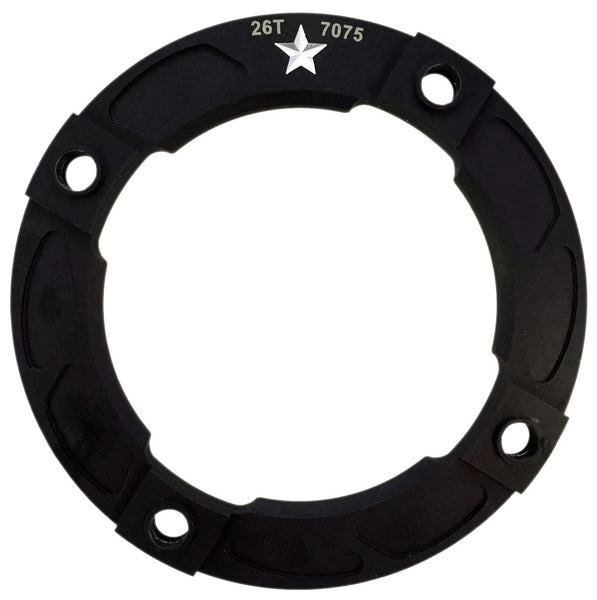 104 26T ST Pro INTEGRATED Guard Mountain Chainring