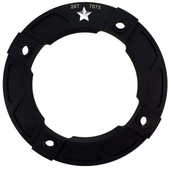 104 28T ST Pro INTEGRATED Guard Mountain Chainring