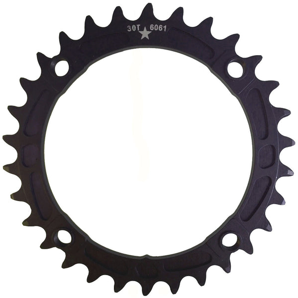 104 30T Sharktooth Narrow Wide Mountain Chainring